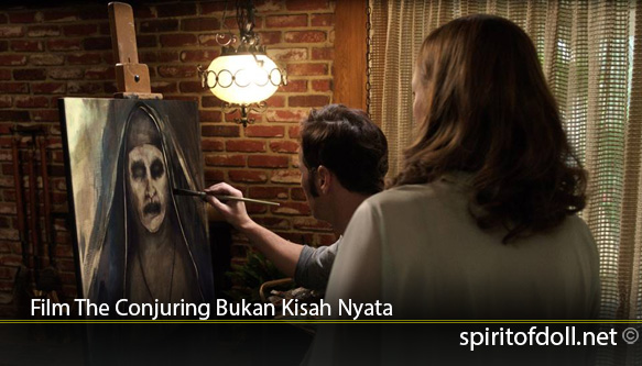Film-The-Conjuring-Bukan-Kisah-Nyata